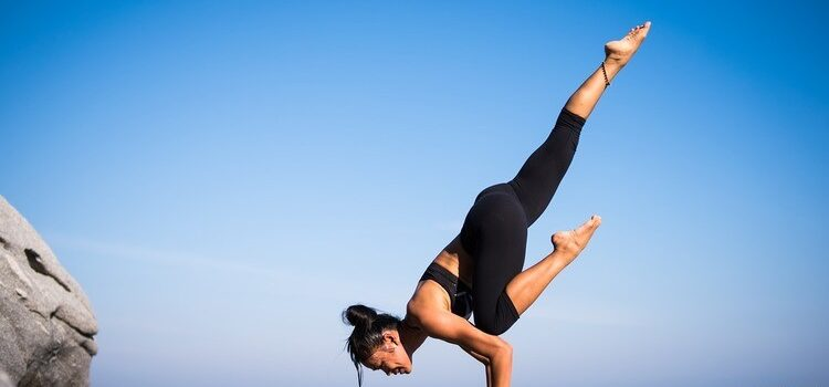 Йога на открито