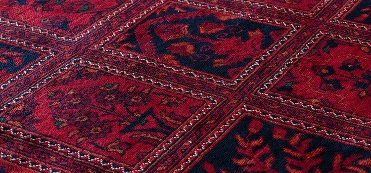 Видове килими